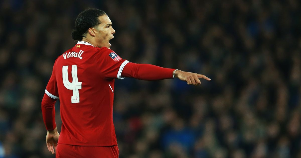 Chris Sutton Makes Ridiculously Bold Van Dijk Statement